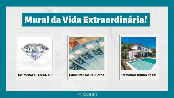 MURAL DA VIDA EXTRAORDINÁRIA